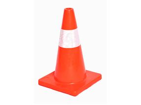 small traffic cone